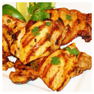 Tangy Tequila Chicken