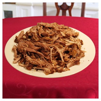 Carnitas (Shredded Pork)