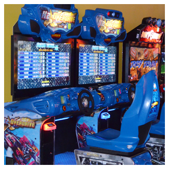 High Definition Arcade Machines