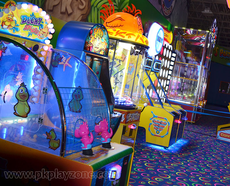 Arcade Arena at PK Playzone