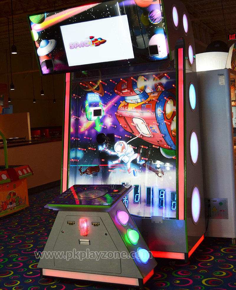 Play Arcade Arena Game With Your Friends