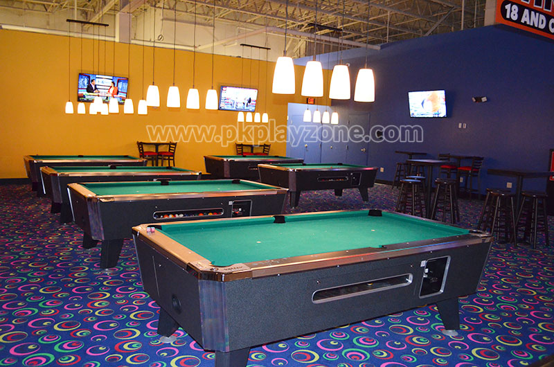 5. Celebrate Birthday Parties by Playing Pool Table