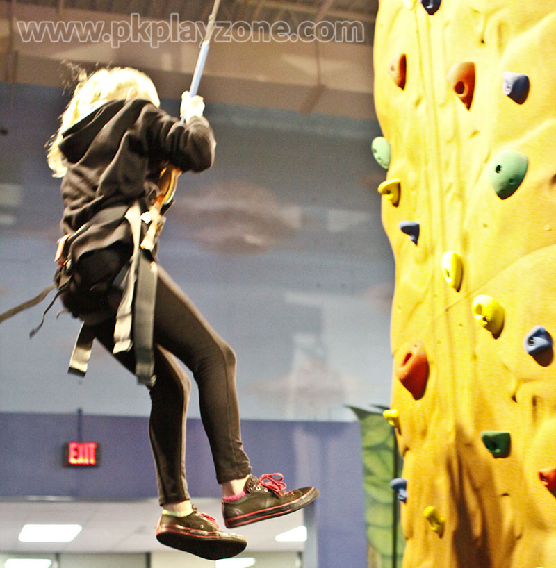 Enjoy Your Birthday Party By Playing Rock Climbing